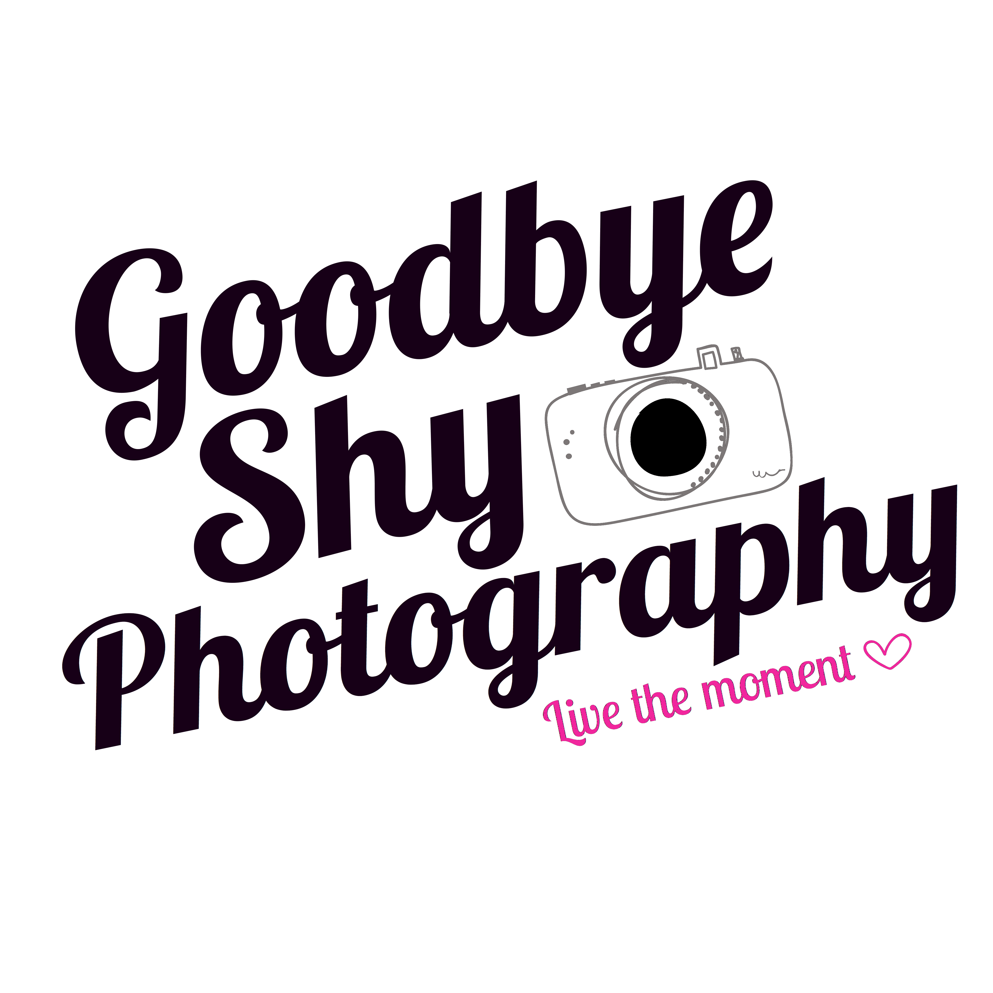 Goodbye Shy Photography