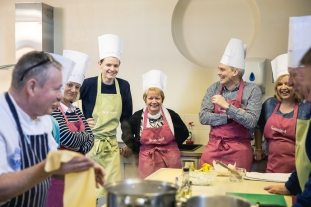 Cookery School,Catton Hall, Walton upon Trent, Catton, Derbyshire