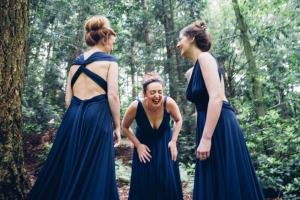 Only Way Dress, Bridesmaids, Multiway Dress, Fashion, Goodbye Shy, Photography