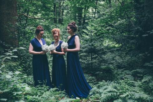Only Way Dress, Bridesmaids, Multiway Dress, Fashion, Goodbye Shy, Photography