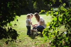 Family Photography - Sudbury Hall
