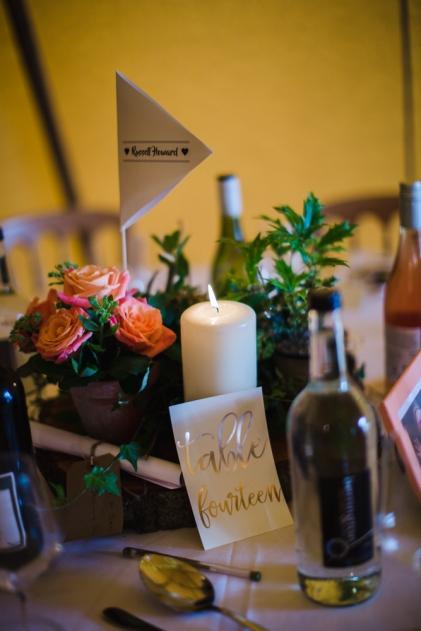 A Shropshire Tipi Wedding
